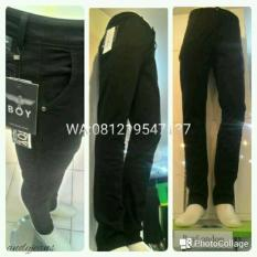 Top 10 Celana Jeans Boy London Black Chinos Orginal Anti Luntur Online