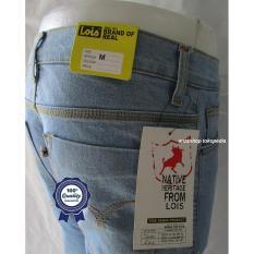 Celana Jeans Branded Lois Bandung Pensil/Skinny/Streach Bioblitz Co - Ac5dc3