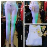 Miliki Segera Celana Jeans Cewek Putih