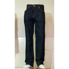 celana jeans cowok garmen reguler standar termurah