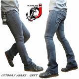 Review Celana Jeans Cutbray Grey Fifteen Denim Terbaru