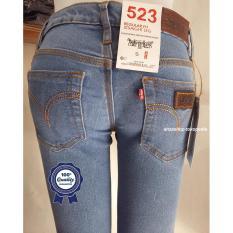 Celana Jeans Denim Bandung ANZ Pensil / Skinny / Streach BioBlitz CW