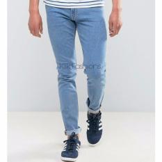 Celana Jeans Denim Biru Tua Best SellerIDR80750. Rp 80.750