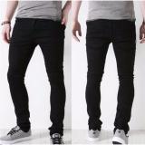 Harga Celana Jeans Hitam Skinny Jeans Denim Seken