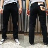 Diskon Celana Jeans Lvs Regular Standard Pria Hitam Akhir Tahun