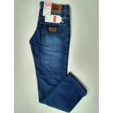 Beli Celana Jeans Panjang Jeans Standar Biowash Secara Angsuran