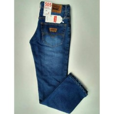 Jual Celana Jeans Panjang Jeans Standar Biowash Branded Murah