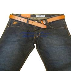 Diskon Celana Jeans Panjang Lois Reguller Fit Biru Muda Celana Murah Pria Di Dki Jakarta