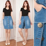 Diskon Celana Jeans Pendek Hotpants Wanita Jumbo Short Pant Lirina Banten