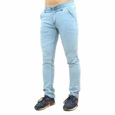 Jual Celana Jeans Pria Bahan Denim Stretch Sleepwalking Original