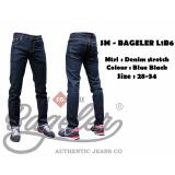 Beli Celana Jeans Pria Jeans Skinny Fit Blue Black Online Murah