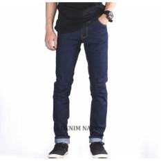 Celana jeans pria moadel akiny