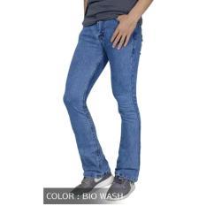 Katalog Celana Jeans Pria Model Cutbray Celana Panjang Pria Terbaru