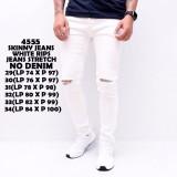 Spesifikasi Celana Jeans Pria Putih Murah Berkualitas