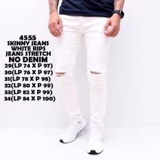 Harga Celana Jeans Pria Putih Yang Murah
