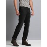 Harga Celana Jeans Pria Reguler Basic Hitam Black Yang Murah Dan Bagus