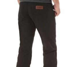 Celana Jeans Pria Reguler Basic WRANGLER HITAM
