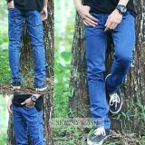 Penawaran Istimewa Celana Jeans Pria Skiny Fit Biruwash Terbaru