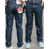 Tips Beli Celana Jeans Pria Ukuran Besar Celana Jeans Big Size Jumbo Blue Black