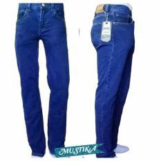Jual Celana Jeans Pria Warna Biru Nevi Celana Panjang Pria