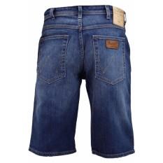 Celana jeans Pria Wrangler pendek /jeans pendek warngler pria streach