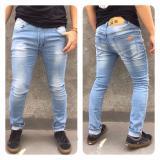 Celana Jeans Skinny Pria Bahan Sofjeans Straight Berkwalitas Warna Putih Celana Panjang Pria Diskon 30
