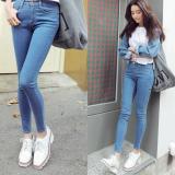 Spesifikasi Celana Jeans Skinny Wanita Ice Blue Online