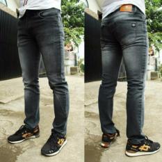 Celana jeans skiny fit pria keren premium - Blackjazz scrub