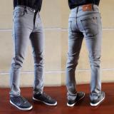Beli Celana Jeans Skiny Pria Abu Abu Celana Panjang Pria Dengan Harga Terjangkau
