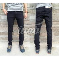 Celana Jeans Skiny/Pensil/Melar Pria - Edca77