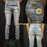 Review Toko Celana Jeans Slim Fit Sinny Biru Whasing Terbaru Online