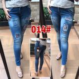 Beli Celana Jeans Stiker Wanita Jessiecollectionn Seken
