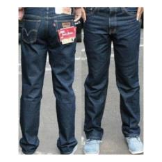 Model Celana Jeans Ukuran Besar Celana Jeans Big Size Jumbo Blue Black Terbaru