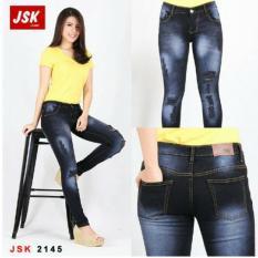 Spesifikasi Celana Jeans Wanita 2145 Yang Bagus Dan Murah