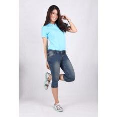 Harga Celana Jeans Wanita Cropped 7 8 7707 New