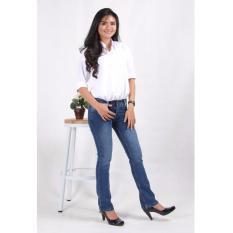 Toko Celana Jeans Wanita Cutbray 9133 Termurah Di Banten
