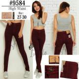 Harga Celana Jeans Wanita Haig Waist Warna Terbaru Jahitan Rapi Nusantara Jeans1 Online