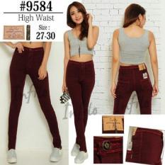 Harga Celana Jeans Wanita Haig Waist Warna Terbaru Jahitan Rapi Nusantara Jeans1 Asli