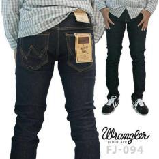 Celana Jeans Wrangler Garment MOdel Straight