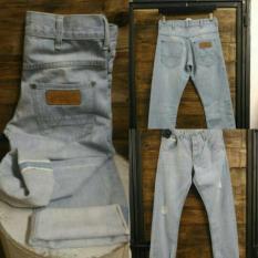 Celana Jeans Wrangler Original Spencer Selvedge - 363Ec6