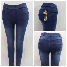 Harga Celana Jegging Bagus Murah Jahitan Rapi Biru Wash Nusantara Jeans1 Dki Jakarta