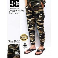Celana Joger Army Panjang - 3963Db