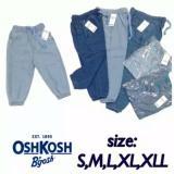 Celana Joger Jeans Biru Muda Terbaru