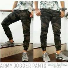 Celana Joger Pants Armycelana Panjang Army Joger 27-32 - Hot Items