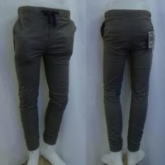 Spesifikasi Celana Joger Pria Abu Abu Yang Bagus