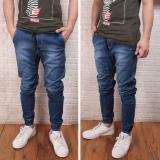 Harga Celana Jogger Jeans Pria Biru Yang Murah
