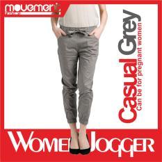 Harga Celana Jogger Wanita Abu Yang Murah