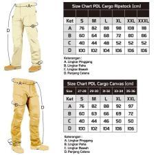 Celana Kargo Panjang Pria Bandung / Celana Hiking Dan O Limited
