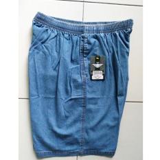 Celana Kolor Pendek/Jeans/Karet/Pria/Wanita/Polos Hr 701 - 9Zk6t8