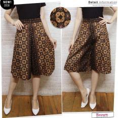 Harga Celana Kulot Batik Baju Kulot Trendy Yunna Online
